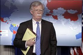 les mémoires de John Bolton, index