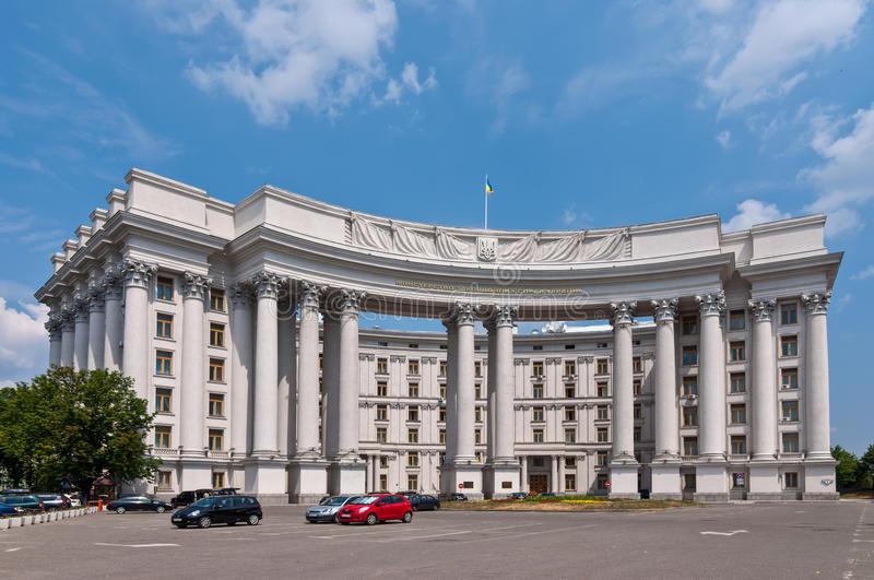 ministère-des-affaires-étrangères-à-kiev-ukraine-48774138