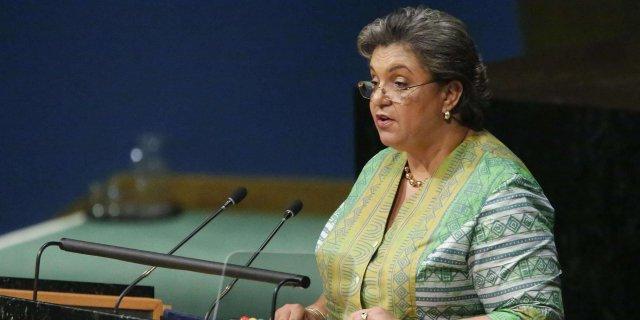 Ministre des Affaires étrangères du Ghana Hanna Tetteh sipa_ap21885370_000005-640x320-1591091701