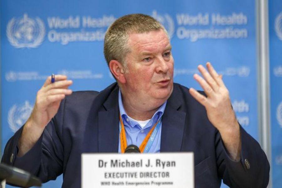 OMS Michael Ryan, directeur exécutif du Programme de l'OMS Erl9oRN7Kj_BBfwSChXcj4