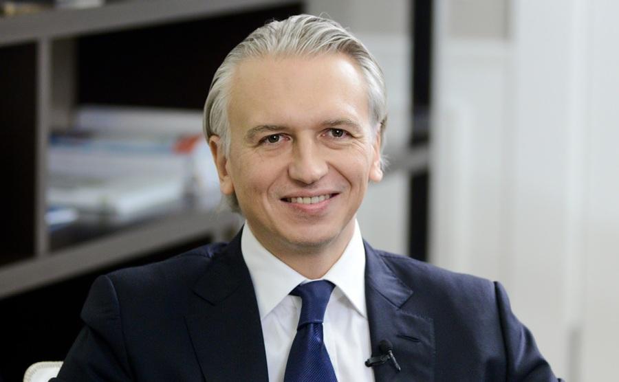 PDG de Gazprom Neft Alexander Dyukov 1
