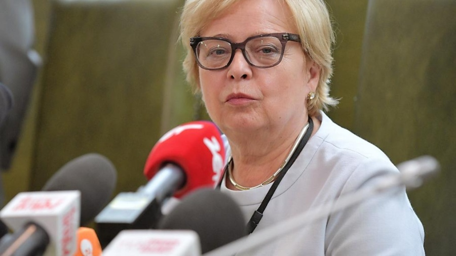pologne la juge Małgorzata Gersdorf. image_20180802phf9160la juge Małgorzata Gersdorf.