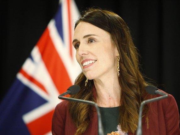 Première ministre néo-zélandaise Jacinda Ardern 20200128152801089