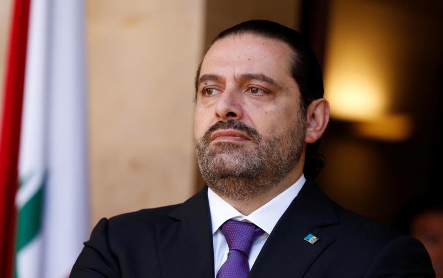 Premier ministre Saad Hariri lesecohariri