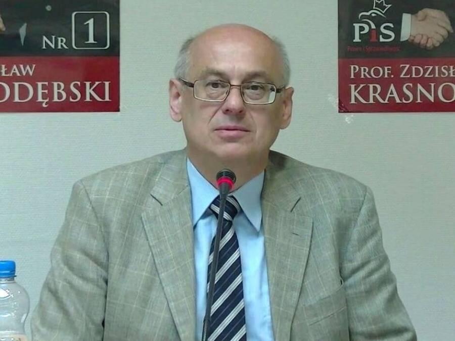 UE l'eurodéputé Zdzisław Krasnodębski MjAxODAzMjcwNmI3ZDE3OGQ2YmQxMjNlNTk1MjFmYTViNmMyYWY