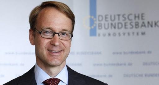 unnamed président de la Bundesbank, Jens Weidmann,