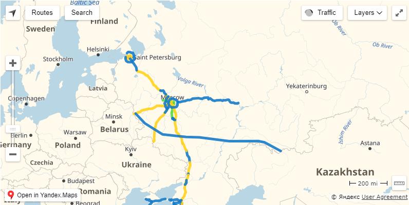 444_0CARTE 3. Les autoroutes russes d'ici 2024
