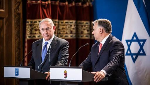 Benjamin Netanyahu. victor orban unnamed