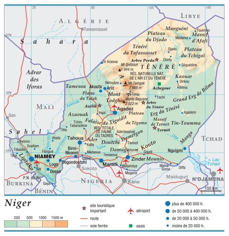 carte-niger