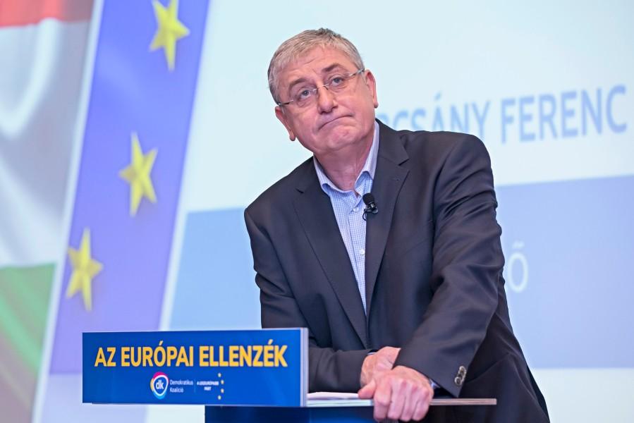 Gyurcsany Ferenc 16. evertekelo beszede2020.02.09. Budapest foto:Purger Tamas