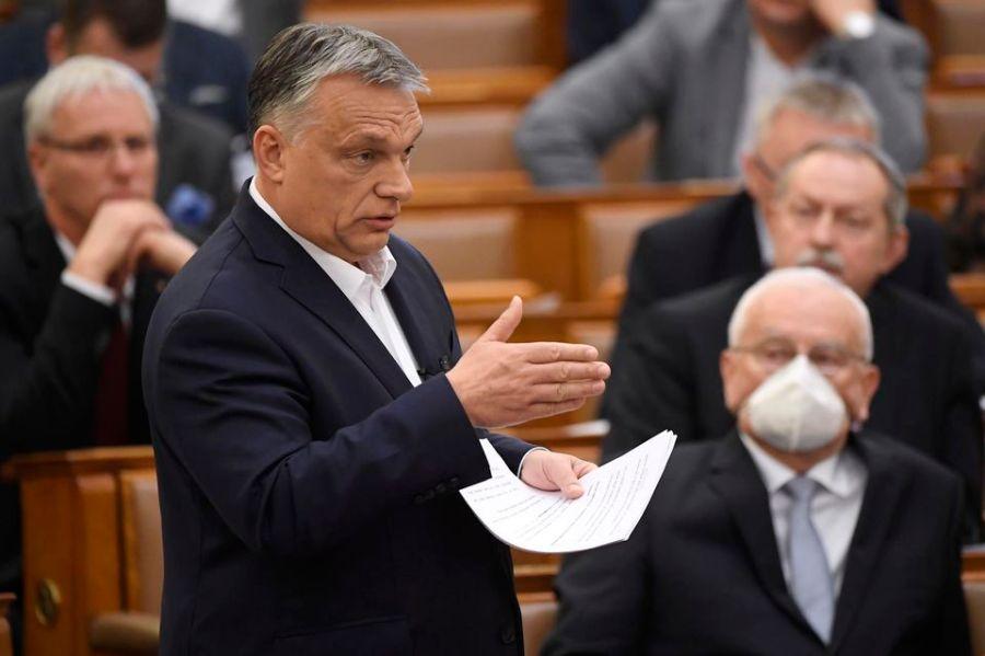 HONGRIE Viktor Orbán MARS 2020 1302172-3815fd94e3fbcec15172730af39jpg