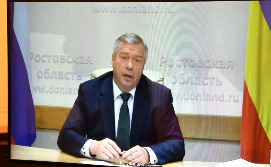 KREMLIN 2 X 3 DU 24.08.2020 Lors de la réunion de travail avec le gouverneur de la région de Rostov, Vasily Golubev (par vidéoconférence). JXSFyqBclWzaDnmeSC8GpLJbh9q5LWQv