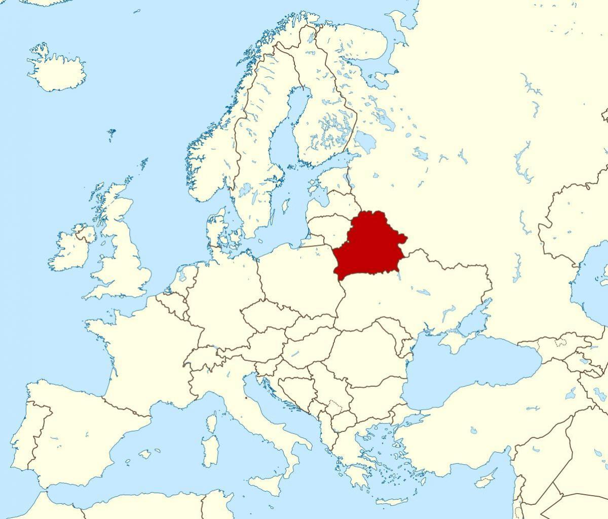 la-biélorussie-sur-la-carte-du-monde