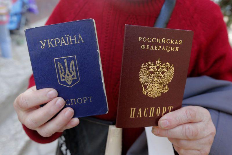 la loi fédérale sur la citoyenneté de la Fédération de Russie 2014-04-21T101509Z_1007200001_LYNXMPEA3K06G_RTROPTP_3_OFRWR-UKRAINE-RUSSIE-CITOY