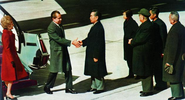 LE COMMUNIQUE DE SHANGAI 1972 Source Beijing Information W020170228580974584682