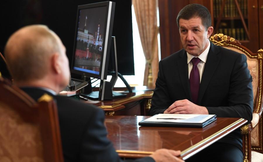 RUSSIE .2WW3 DU 05.08.2020. Réunion de travail avec le président de Rostelecom Mikhail Oseyevsky. TjAKQKKhDtYqh8pjHU5OYP97mi8vANZo