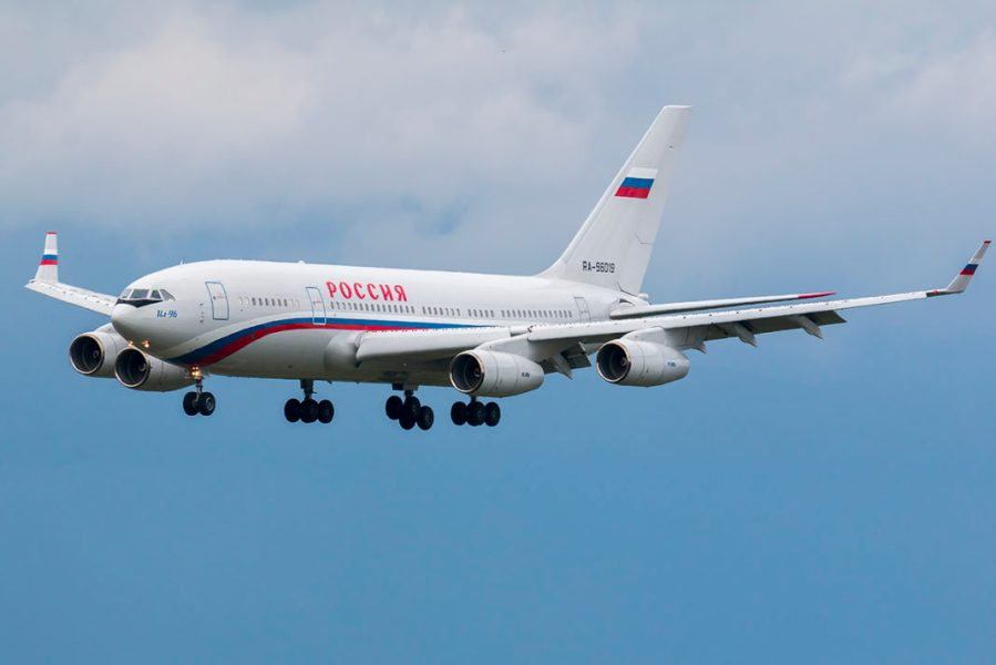 RUSSIE les avions Ilyushin Il-96 Il-96.Russie_Wikimédia-1068x712