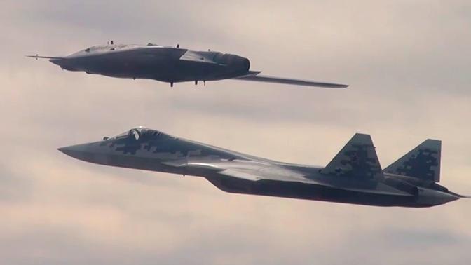 RUSSIE l'Okhotnik (Hunter) sans pilote, 865055e98b014803b8918d367844f50a