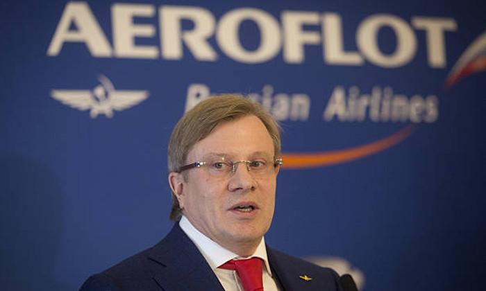 RUSSIE M. Savelyev [le chef d'Aeroflot] AERO20180830111329