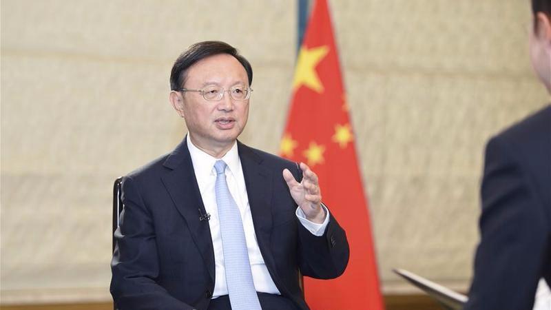 Yang Jiechi,membre du Bureau politique du Comité central du Parti communiste chinois BFDHbcA