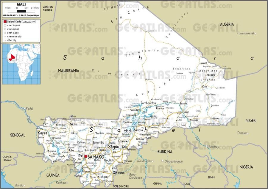 carte-routiere-mali