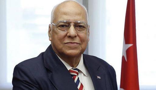 CUBA Ricardo Cabrisas, vice-Premier ministre de la République de Cuba unnamed
