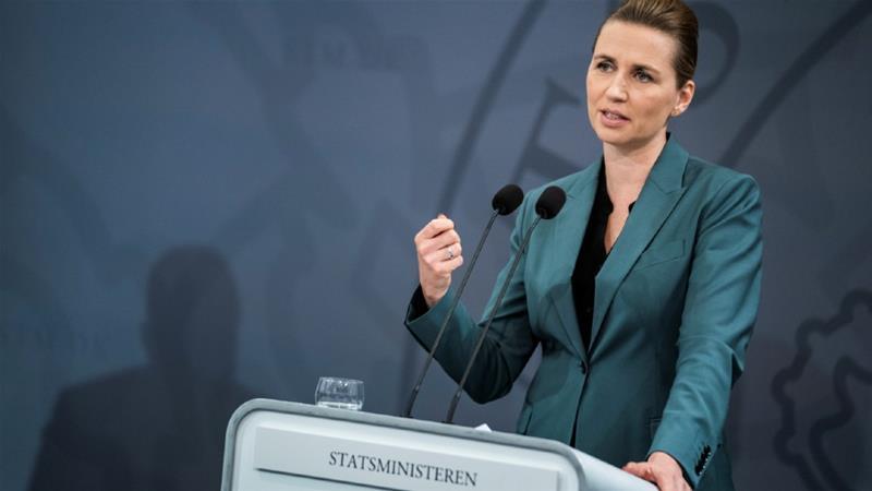 DANEMARK la Première ministre du Danemark Mette Frederiksen a1f93e77af86480fae644d5eaab46fe2_18