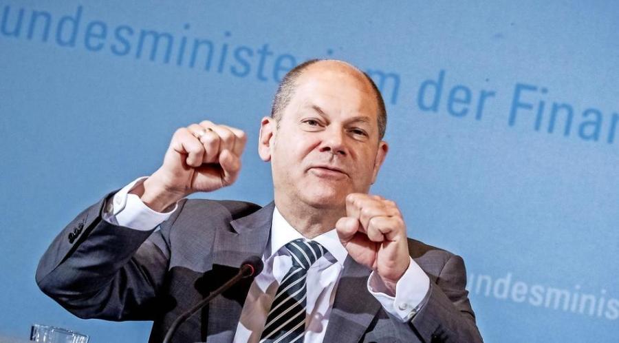 Dans les années à venir, le ministre fédéral des Finances Olaf Scholz (SPD) s'en tiendra aux diktats d'austérité de son prédécesseur. Photo dpa - Michael Kappeler