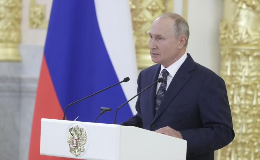KREMLIN 2 X8 DU 23.09.2020 Lors de la réunion avec les sénateurs de la Fédération de Russie. OZ2sjdn3xbQAtP0gYQ8CRirhydToQLIH