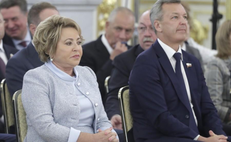 KREMLIN 3 X8 DU 23.09.2020 Lors de la réunion avec les sénateurs de la Fédération de Russie. qmEboRaI9kIMI6Dtm7HzRo4BHvngeLWf