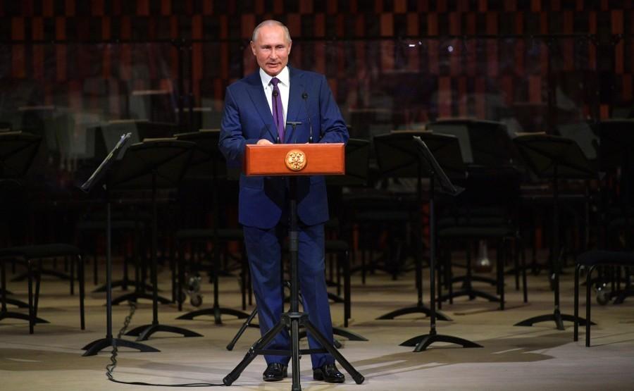 KREMLIN 4 X 9 DU 04.09.2020 Lors de la célébration du 873e anniversaire de Moscou qui s'est tenue à la salle de concert Zaryadye. oXwIYqvGWJDRHihLlAdcAG9zXErsryPd