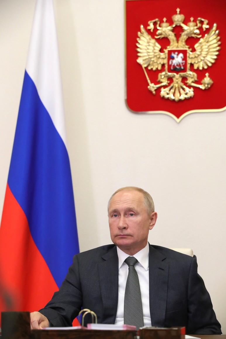 kremlin electionq PH 3 X 3 Rencontre avec les responsables régionaux élus (par visioconférence). AOEmy43E2yfkoKVjgXGQ4EPT76xbF5FQ