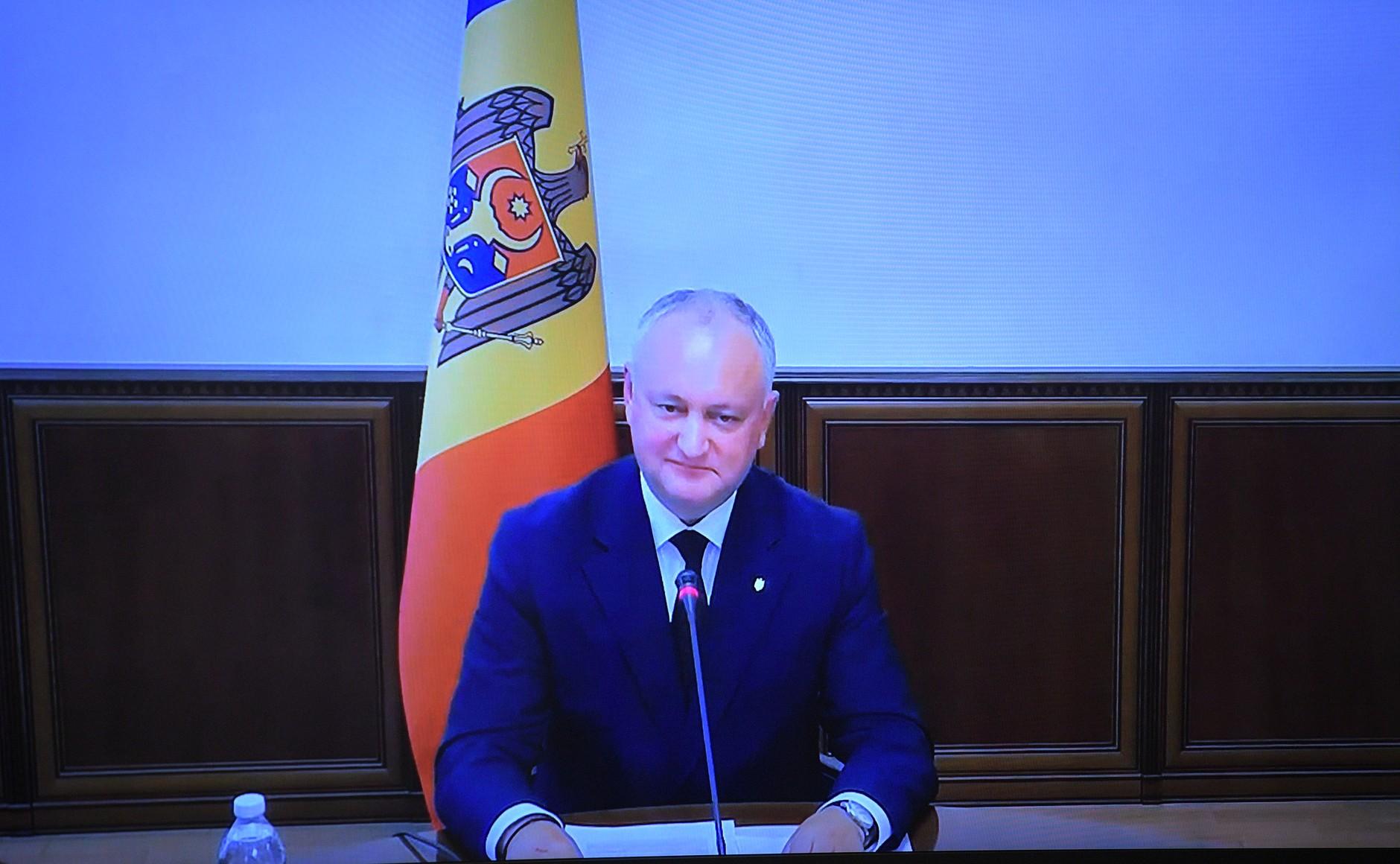 KREMLIN MOLDAVIE PH 3 X 5 DU 28.09.2020 Rencontre avec le président de la Moldavie Igor Dodon (par vidéoconférence). kEqTRoIVE54moAb7QStkWVtsWxFyPi1u