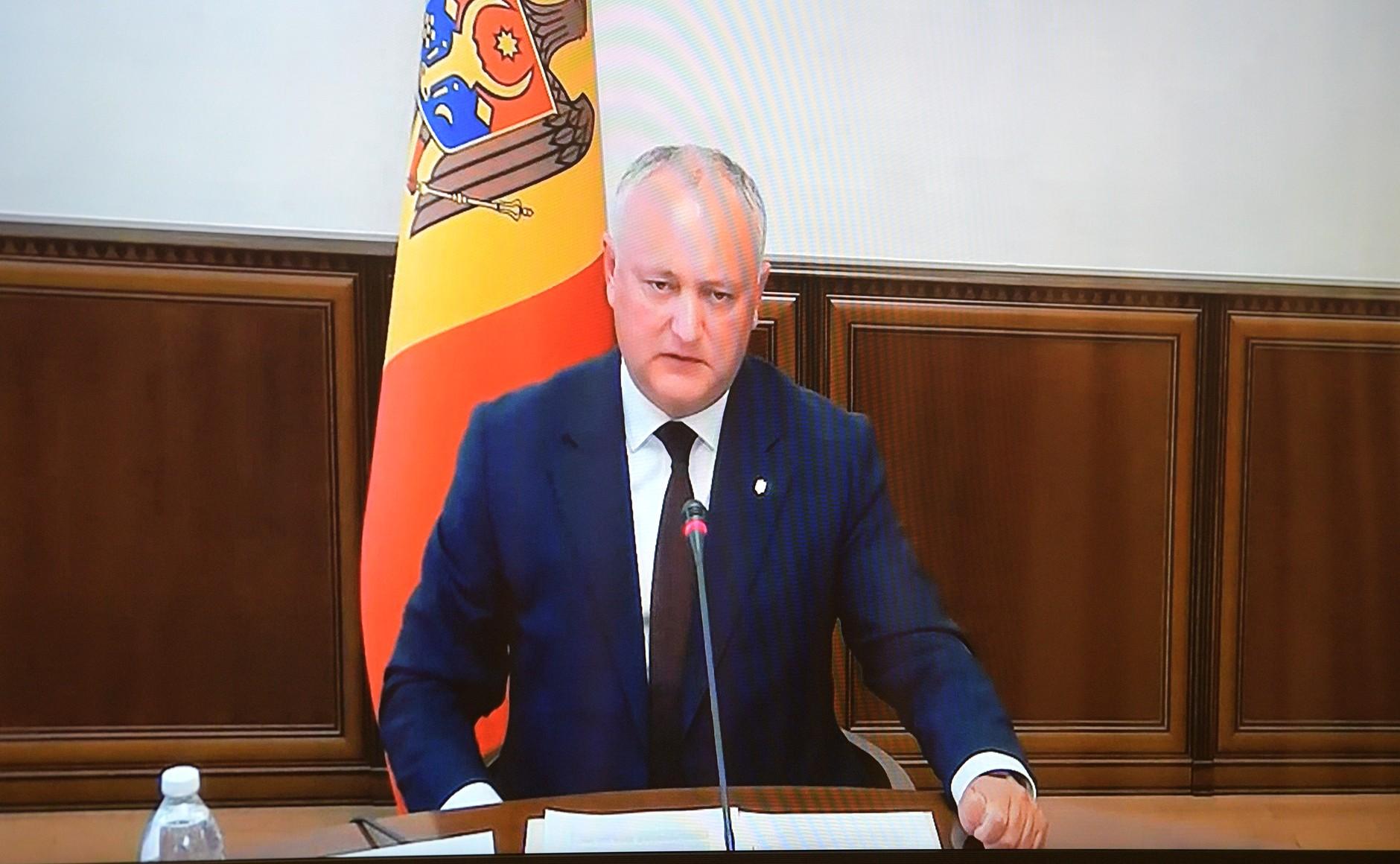 KREMLIN MOLDAVIE PH 5 X 5 DU 28.09.2020 Rencontre avec le président de la Moldavie Igor Dodon (par vidéoconférence). zbOvTACvetDoAQsRc582wHQLA4pivpeR