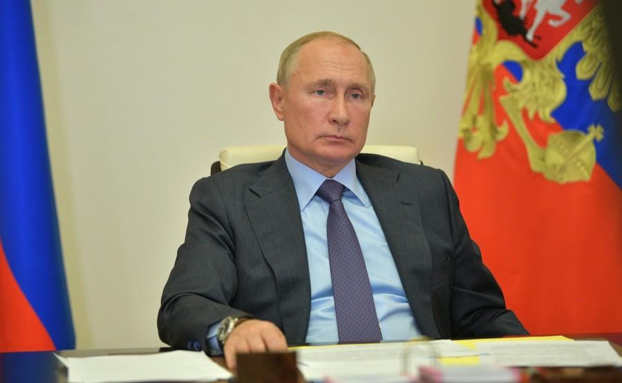 kremlin PH 5 X 6 GOUVERNEMENT 20.09.2020 Rencontre avec les membres du gouvernement (par vidéoconférence). e2sxQsAXlA7QrlERb495rk6q59kHAHpv
