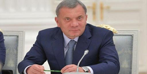 kremlin Premier ministre Yury Borisov unnamed