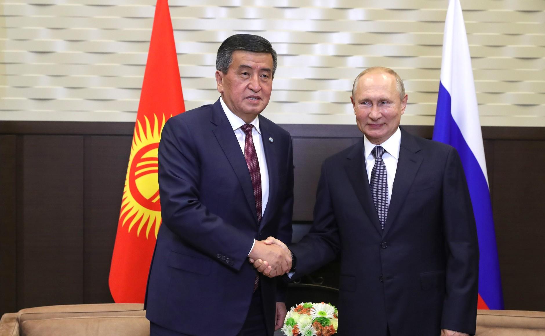 KREMLIN SOCHI PH 3 X 3 DU 28.09.2020 Avec le président de la République kirghize Sooronbay Jeenbekov. Xhqwya5EwaTB0ge2MhIy4s9rUQbWyQAy