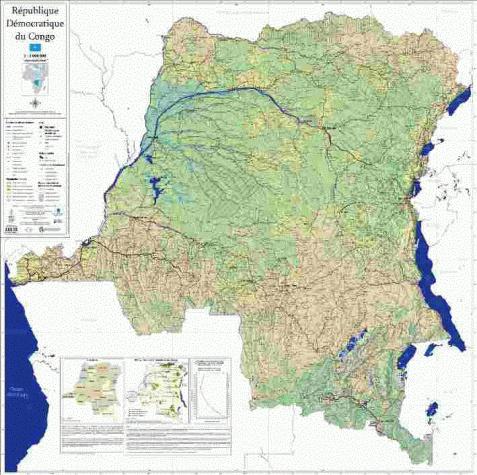 la République démocratique du Congo 29303100787360L