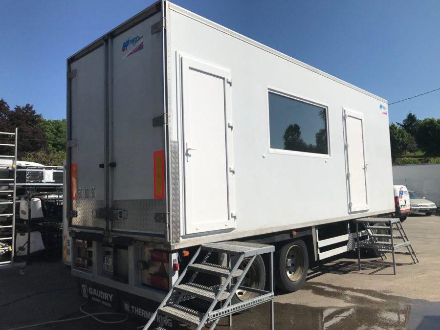 laboratoires mobiles, installés sur le châssis GAZ-33088,IMG_4711