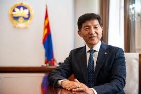 Nyamtseren Enkhtaivan, Ministre des Affaires étrangères de la Mongolie index