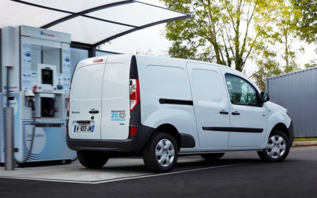 Renault Kangoo ZE hydrogen. kangoo-ze-hydogen