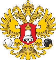 RUSSIE LOGO DE la Commission électorale centrale de la Fédération de Russie index