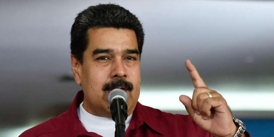 VENEZUELA MADURO photo-d-archives-du-president