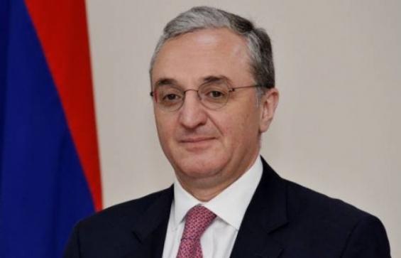 Affaires étrangères d'Arménie, Zohrab Mnatsakanian,
