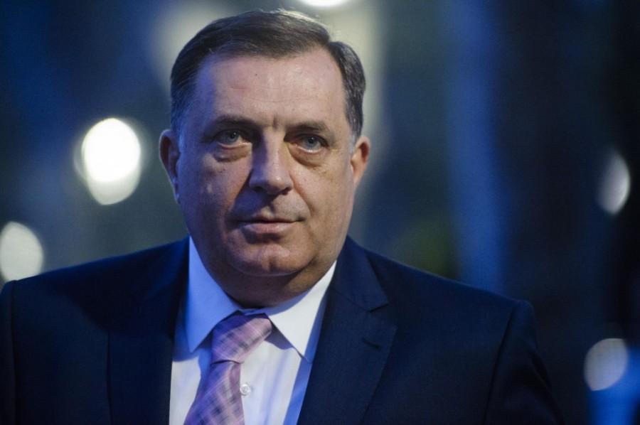 BOSNIE Milorad Dodik,