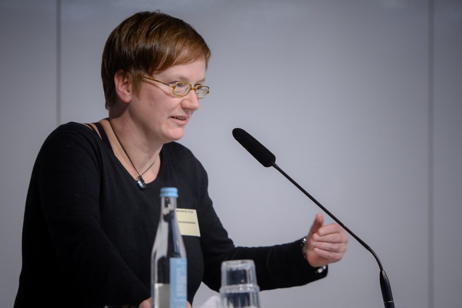 Bulletin Forum nucléaire suisse Anna Veronika Wendland, docteure en histoire,