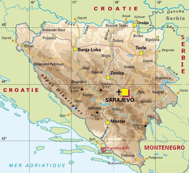 carte-bosnie-herzegovine-BIH