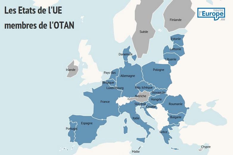 Carte-OTAN-membres