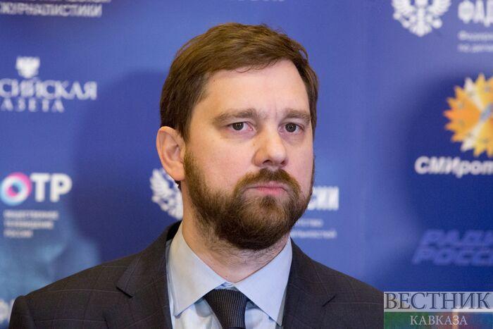 Chef de l'Agence fédérale pour les affaires ethniques Igor Barinov
