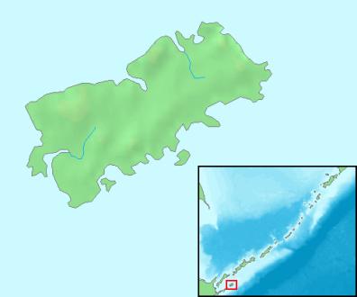 Demis_-_Shikotan l'île de Shikotan